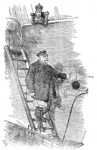 Dropping the Pilot (Sir John Tenniel)